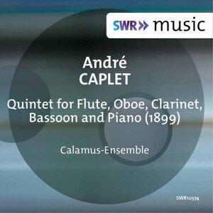 Caplet: Quintet for Flute, Oboe, Clarinet, Bassoon & Piano