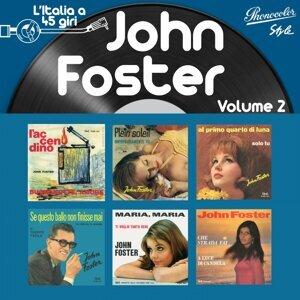 L'italia a 45 Giri: John Foster Vol.2