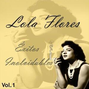 Lola Flores - Éxitos Inolvidables, Vol. 1