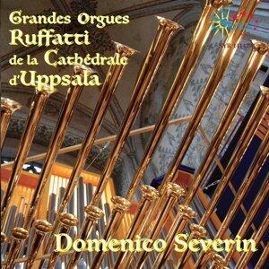 Grandes Orgues Ruffatti de la cathédrale d'Uppsala, Suède