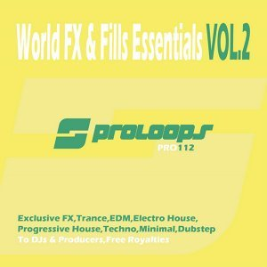World FX & Fills Essentials Vol.2