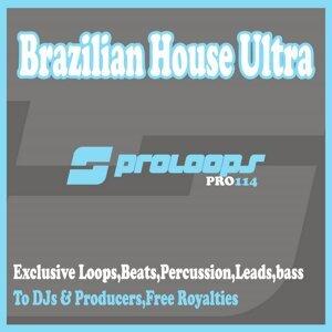Brazilian House Ultra Loops