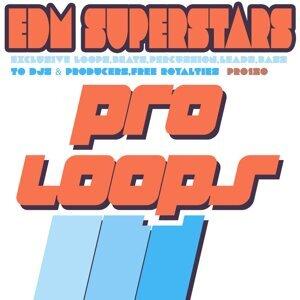EDM Superstars DJ Tools Vol.2