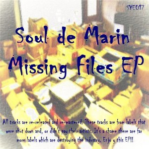 Missing Files Ep