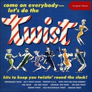 Come On Everybody - Let's Do The Twist - Original Album