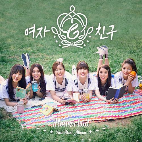 GFRIEND 2nd Mini Album <Flower Bud>