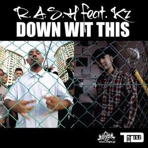 DOWN WIT THIS (feat. Kz) (DOWN WIT THIS (feat. Kz))