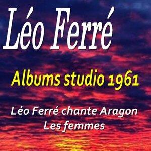 Albums studio 1961 - Léo Ferré chante Aragon/Les femmes