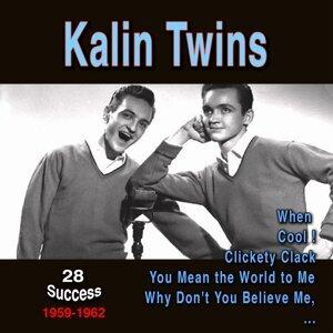 The Kalin Twins (28 Success) - 1959 - 1962