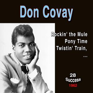 Don Covay (28 Success) - 1962