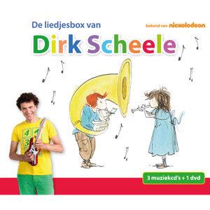 De Liedjesbox Van Dirk Scheele