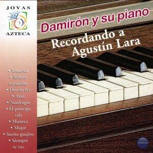 Damirón y Su Piano, Recordando a Agustín Lara
