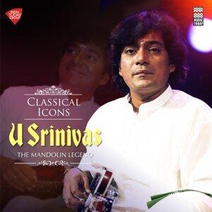 Classical Icons - U. Srinivas