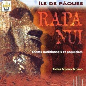 Ile de Pâques : Rapa Nui