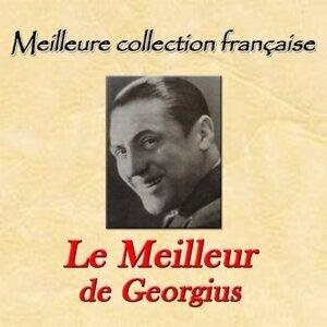 Meilleure collection française: Le meilleur de Georgius