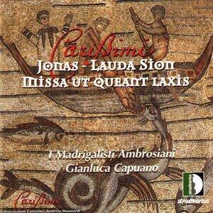 Carissimi: Missa Ut Queant Laxis, Lauda Sion, Jonas