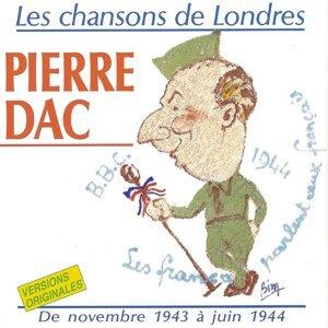 Les chansons de Londres : De novembre 1943 à juin 1944 - Versions originales
