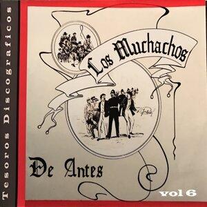 Los Muchachos de Antes, Vol. 6