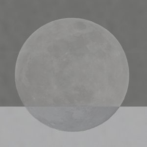 Moonlit Halos
