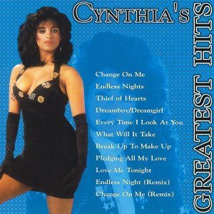 Cynthia - Greatest Hits
