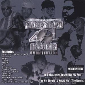 Black Grove 401 Records Compilation Vol. I Chopped & Screwed