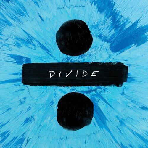 ÷ (Divide) - Deluxe アルバムカバー