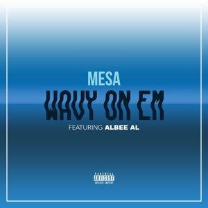 Wavy on 'em (feat. Albee Al)