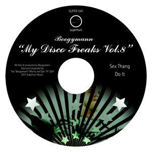 My Disco Freaks, Vol. 8