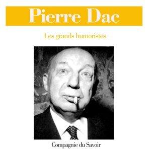 Pierre Dac - Les grands humoristes