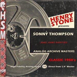 Henry Stone Presents Analog Archives Sonny Thompson 1950's