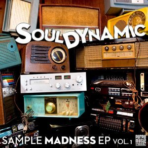 Sample Madness EP, Vol. 1
