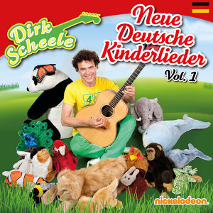 Neue deutsche Kinderlieder und Musik für Kinder vol.1