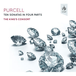 Purcell: 10 Sonatas in 4 Parts