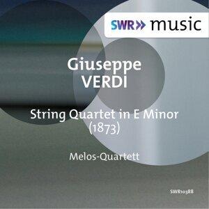Verdi: String Quartet in E Minor