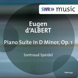 Eugen d'Albert: Piano Suite in D Minor, Op. 1