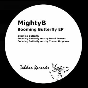 Booming Butterfly - EP