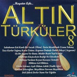 Altın Türküler, Vol. 8 - Hayatın Aşkı