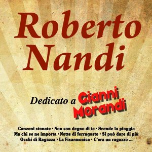 Dedicato a Gianni Morandi