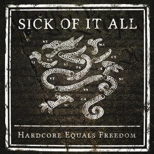 Hardcore Equals Freedom