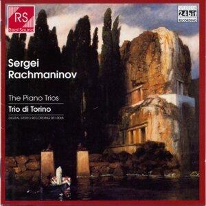 Sergei Rachmaninov: The Piano Trios
