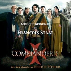 La Commanderie, bande originale de la série TV - Saison 1 - Une série réalisée par Didier Le Pêcheur