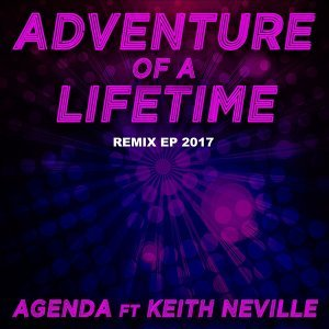 Adventure of a Lifetime 2017 - Remix EP
