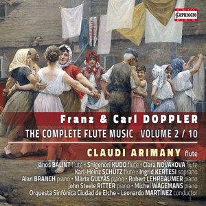 F. & K. Doppler: The Complete Flute Music, Vol. 2