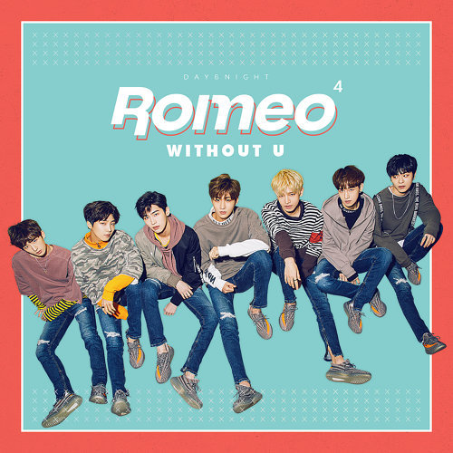 ROMEO 4th Mini 'WITHOUT U'