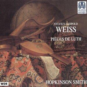 Sylvius Leopold Weiss: Pièces de luth