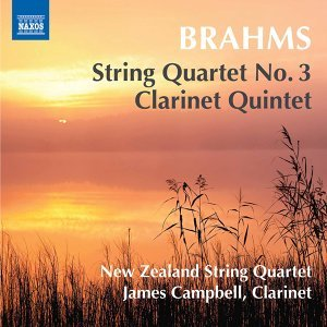 Brahms: String Quartet No. 3, Op. 67 & Clarinet Quintet, Op. 115