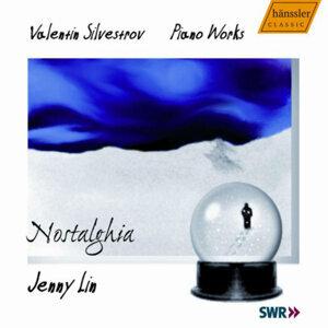 Valentin Silvestrov Piano Work (西爾韋斯特羅夫鋼琴作品集)