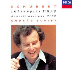 Schubert: Impromptus; Moments Musicaux; 6 German Dances