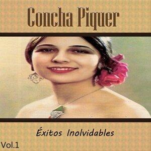 Concha Piquer - Éxitos Inolvidables, Vol. 1