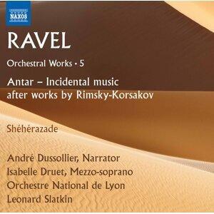 Ravel: Orchestral Works, Vol. 5